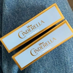 MAC Cinderella Collection rare BNIB Lipstick